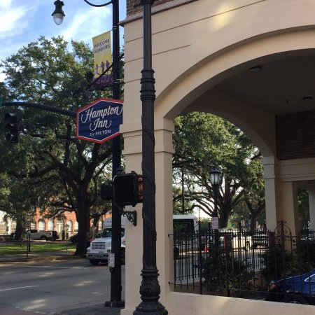 Hampton Inn Savannah Historic District 118 ̶1̶4̶9̶