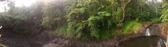Papaseea Sliding Rock: Papaseea pools