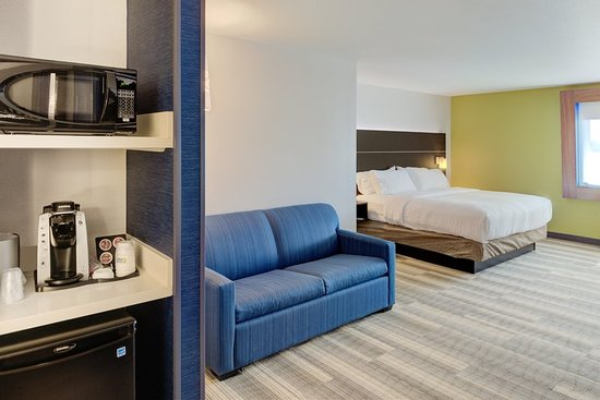 Holiday Inn Express Newberg - Wine Country: Guest Room