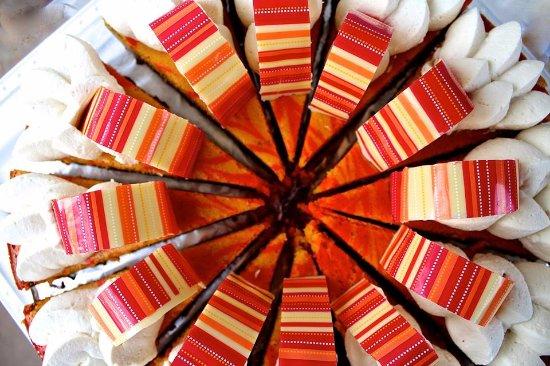 Cottonwood Heights, UT: Pumpkin cheesecake