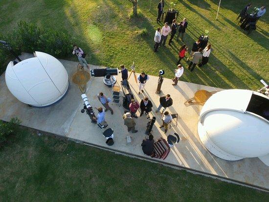 Santiago, Chili: Observaciones masivas,Stargazing y Sungazing en Observatorio Astronómico Cielos Chilenos