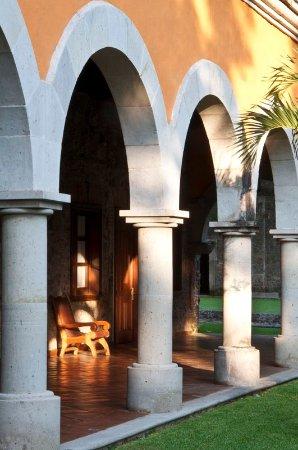 Xochitepec, Мексика: Hotel interior