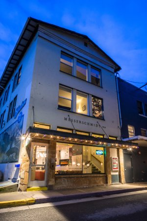 Silverbow Inn A Boutique Hotel 2nd Street In The Heart Of Historic Downtown Juneau