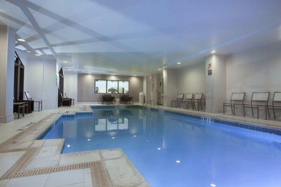 Indoor Pool - Picture of Hampton Inn and Suites Dallas - DFW ...