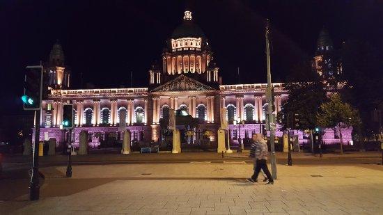 Belfast Troubles Walking Tour