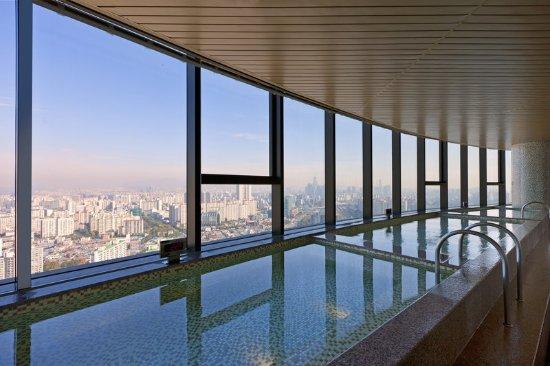 Sheraton Seoul D Cube City Hotel: Sauna