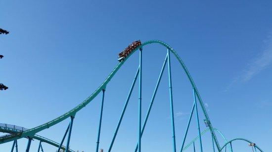 Taman Hiburan Canada's Wonderland: Leviathan