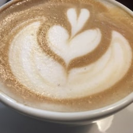 Vienna Coffee House: Latte Art