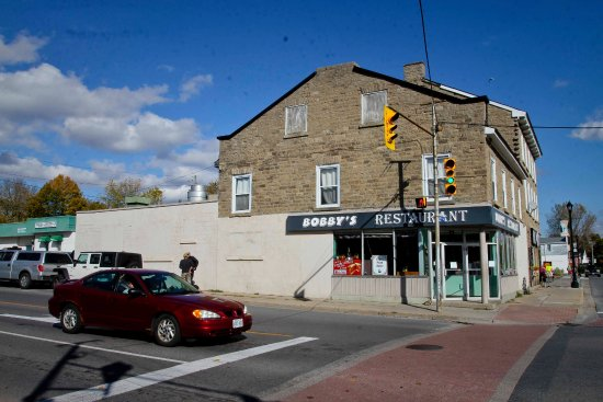 Prescott, Canadá: Bobby's Restaurant