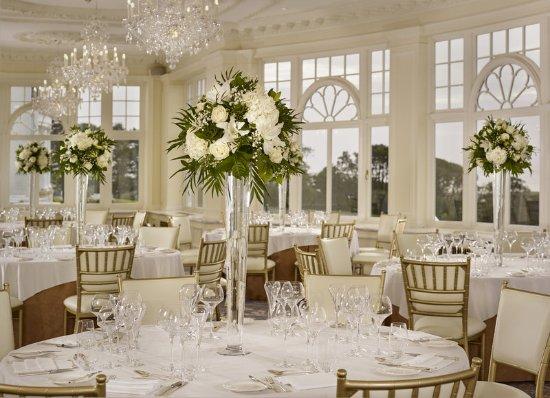 Turnberry, UK: The Crystal Ballroom - wedding