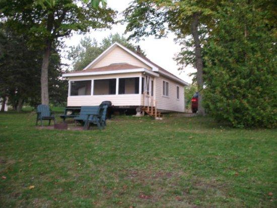 Mindemoya, Canada: Our cottage
