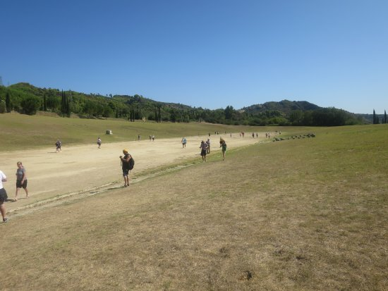 Oud Olympia (Archaia Olympia): Ancient Olympic Stadium