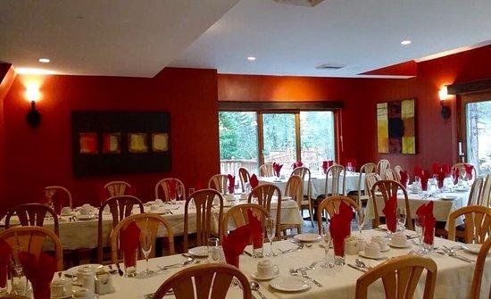 Hotel Vieux Foyer : Auberge du vieux foyer val david menu prices