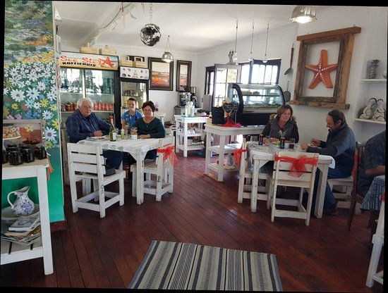 St. Helena Bay, South Africa: Die See Ster Coffee Shop