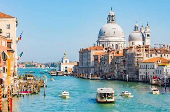 Venice Grand Canal Small Group 1-Hour...
