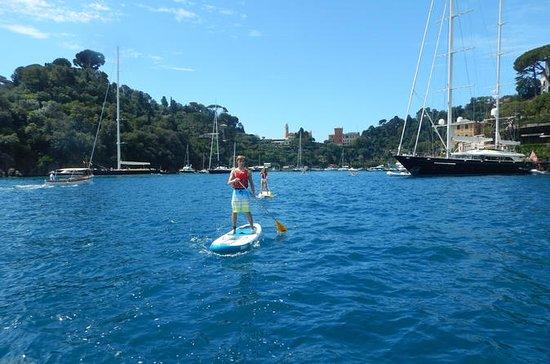 SUP Tour a Portofino