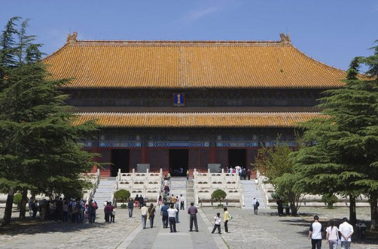 Badaling Great Wall og Ming Tombs med...