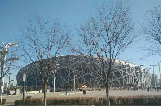 Beijing in a Day: Olympic Park...