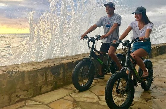 Electric Bike Rentals Oahu