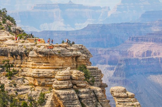 Grand Canyon National Park South Rim Bus Tour from Las Vegas