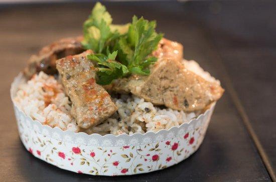 Bitemojo self-guided culinary tours: Tel-Aviv Vegan Food Tour