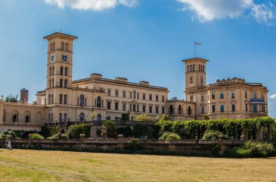 Osborne House And Isle Of Wight...