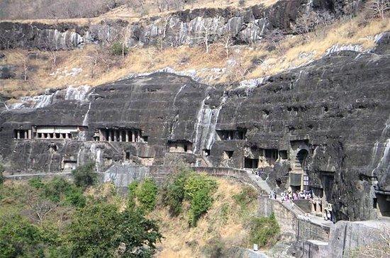 Cavernas Budistas de Ajanta Ellora