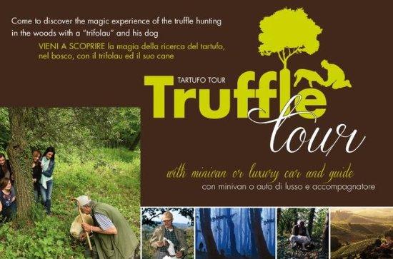 Truffel en wijn Tour Snuffle en ...