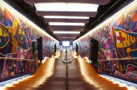 FC Barcelona Fans Camp Nou Experience...