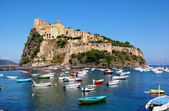 Excursion en bateau à Ischia et...