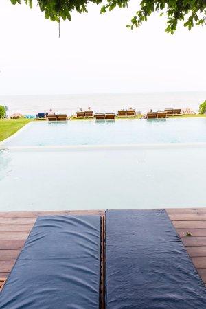 Devasom Hua Hin Resort: View from the loungers
