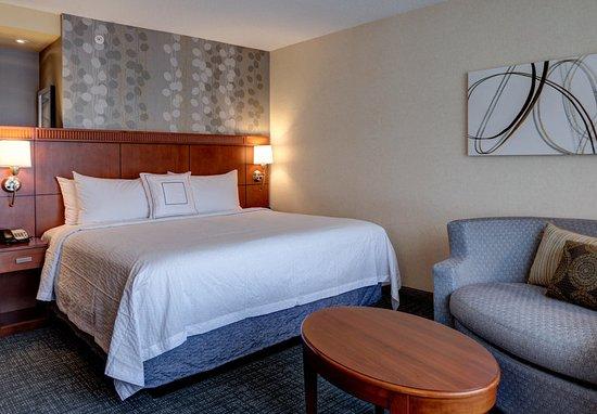 Hadley, MA: King Guest Room