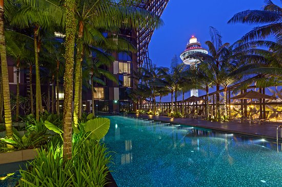 Crowne Plaza Changi Airport Updated 2017 Hotel Reviews Price Comparison Singapore