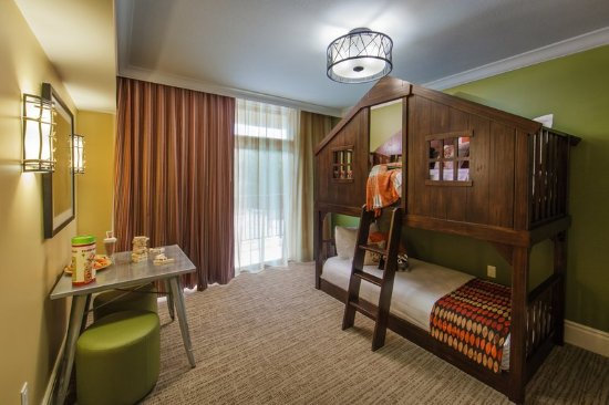 Holiday Inn Club Vacations Smoky Mountain Resort: Signature Room Bunk Beds