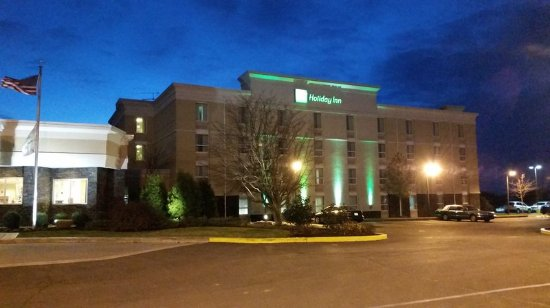 Kulpsville, Pensilvanya: Holiday Inn Lansdale with convenient access to the PA Turnpike