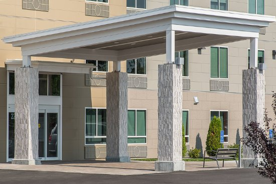 Norwood, MA: Hotel Exterior