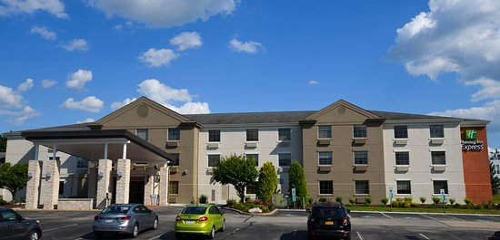 Bridgeville, PA: Hotel Exterior