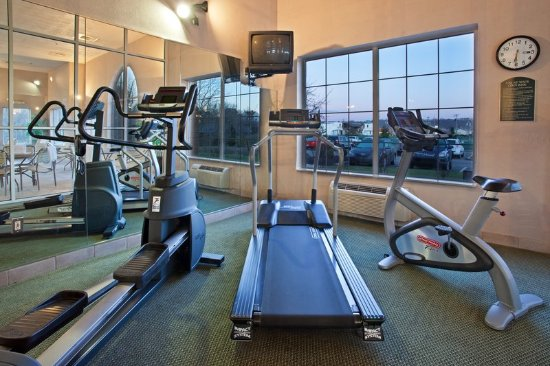 Bridgeville, Pensylwania: Fitness Center