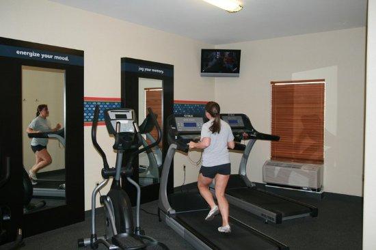 Garden City, KS: Fitness Center