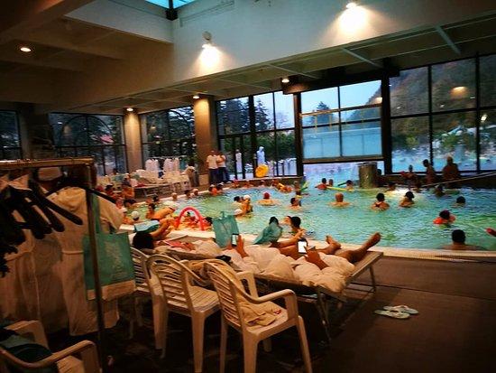 Vista dall 39 interno foto di grand hotel terme roseo - Terme bagno di romagna prezzi ...