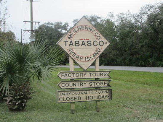 Image result for avery island tabasco