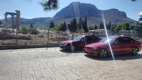 Korinthos Taxi Transfers