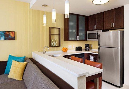 Bridgewater, Μασαχουσέτη: In-Suite Full Kitchen