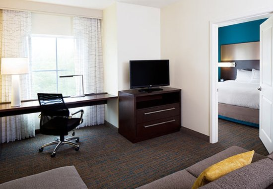 Bridgewater, Μασαχουσέτη: One-Bedroom Suite