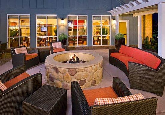 Bridgewater, Μασαχουσέτη: Outdoor Area
