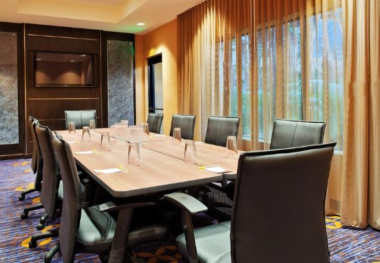 Courtyard Tampa Downtown: Boardroom