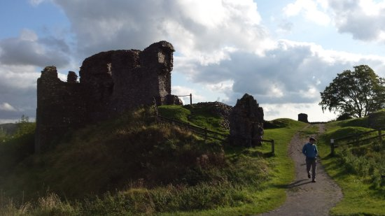 Kendal Castle: A testament to history