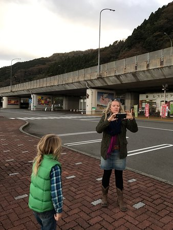 Foto de Oyashirazu Pier Park Michi-no-Eki