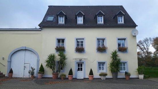 Berghotel Kockelsberg: Bijgebouw met slaapkamers