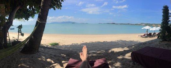 The Scent Hotel : Private Beach